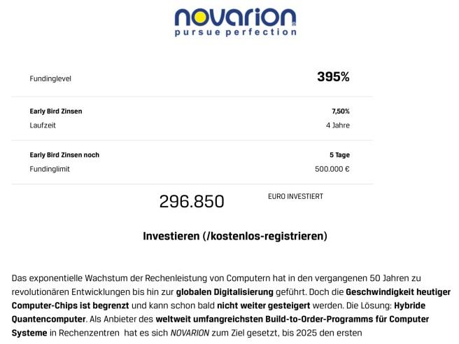 Novarion