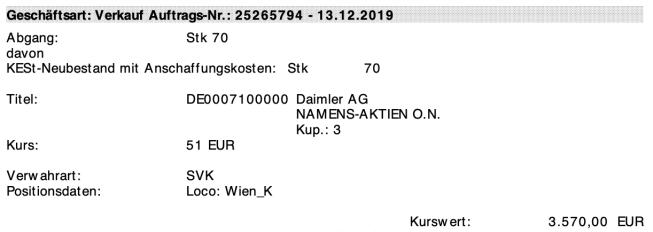 Daimler_70_Verkauf